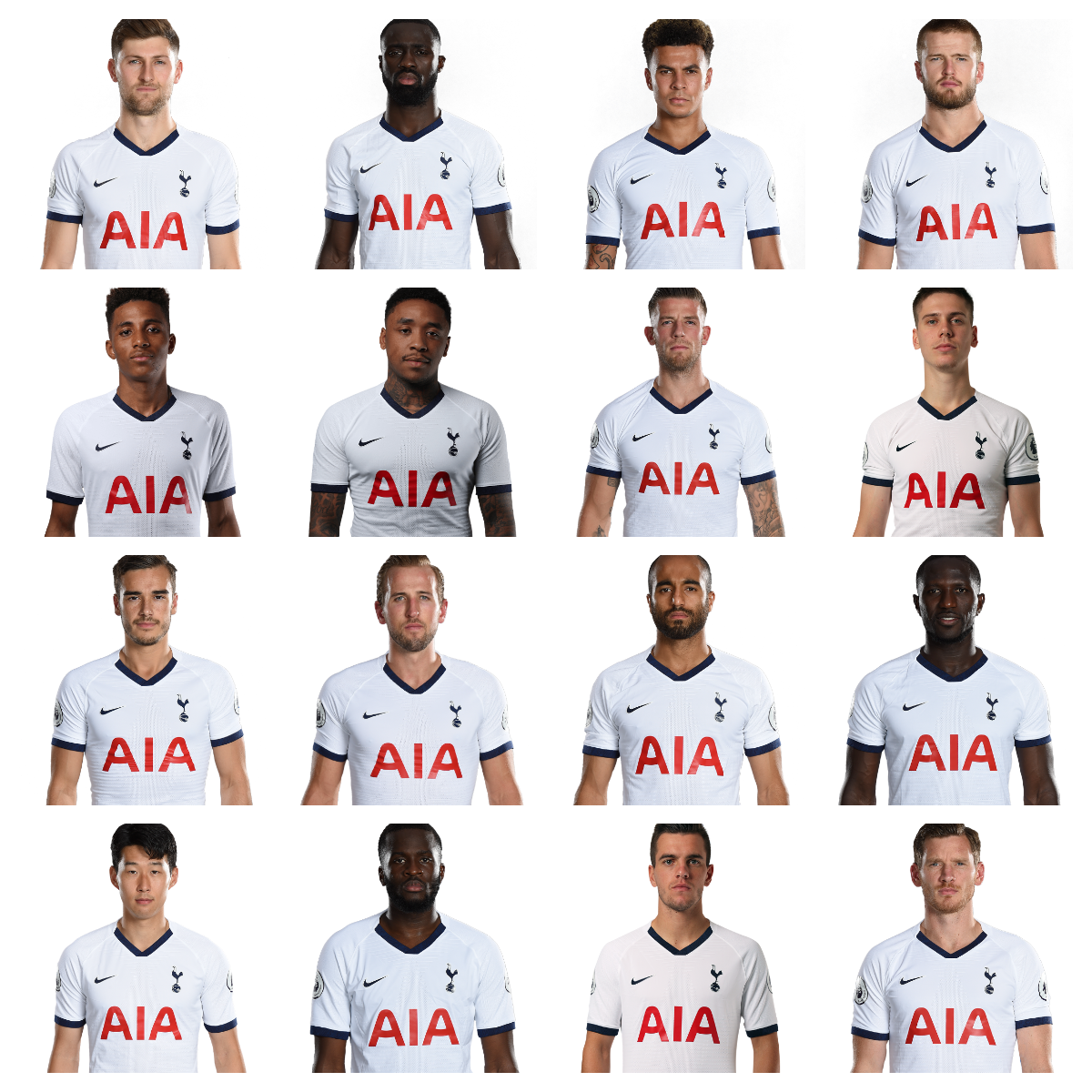We Trained A Neural Network On Photos Of Tottenham Hotspur Players Good Luck Sleeping Tonight Cartilage Free Captain