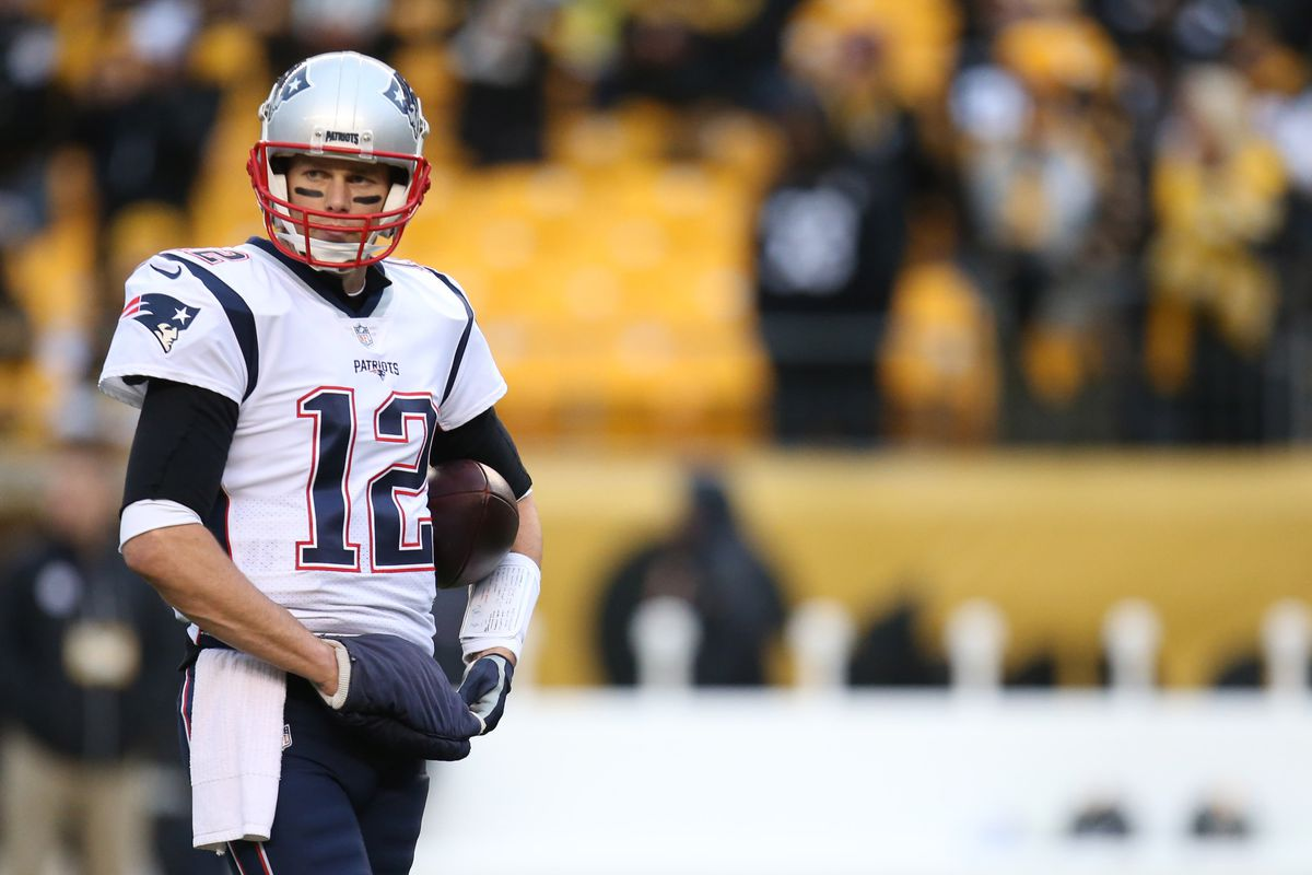 huge discount fb862 ba712 4 keys to the Patriots' game against the Steelers - Pats Pulpit