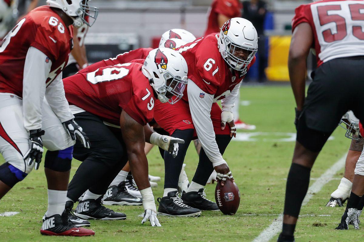 NFL: AUG 04 Arizona Cardinals Training Camp