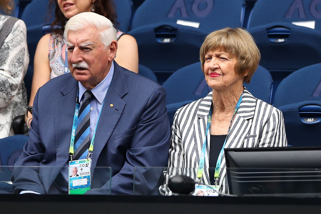 Mixed reactions to Australian Open's muted celebration of Margaret Court