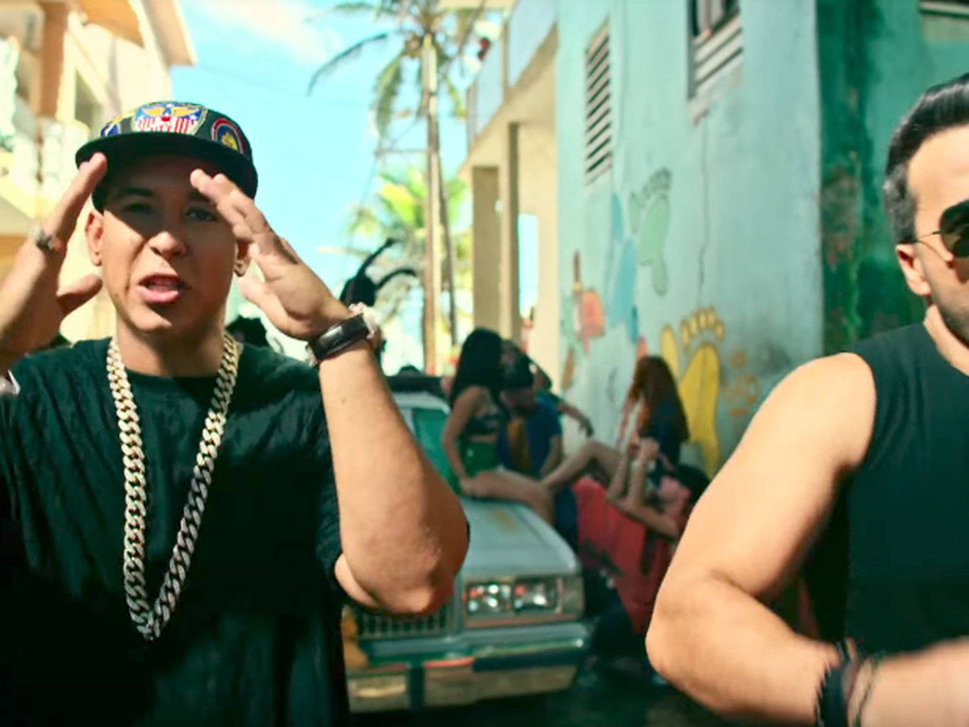 Luis Fonsi and Daddy Yankee's Despacito is the most-streamed