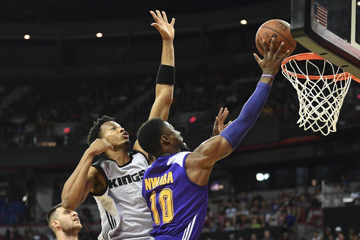 NBA: Summer League-Los Angeles Lakers at Sacramento Kings