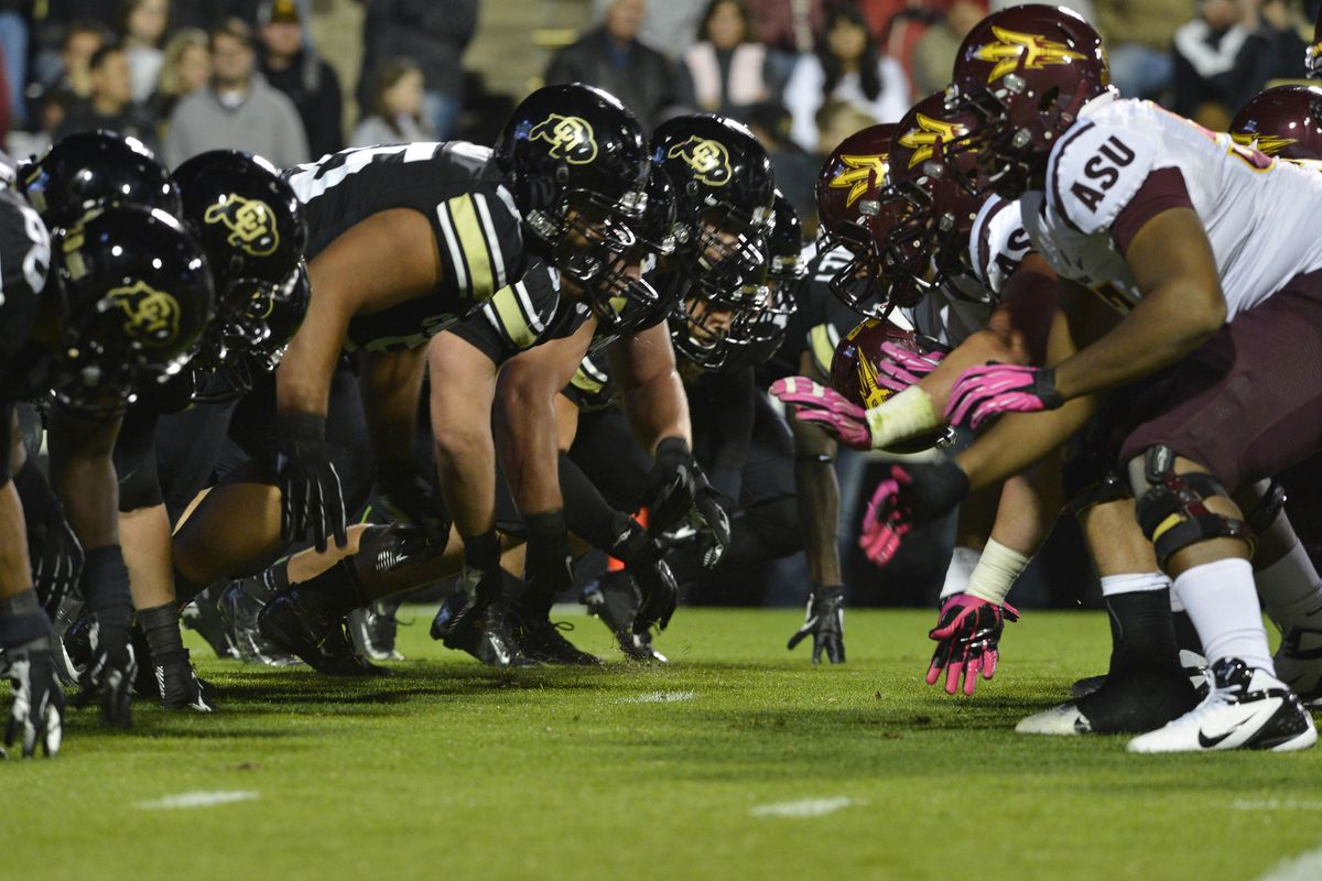 A throwback to October 11, 2012: the last time the Buffs hosted Sparky at Folsom Field