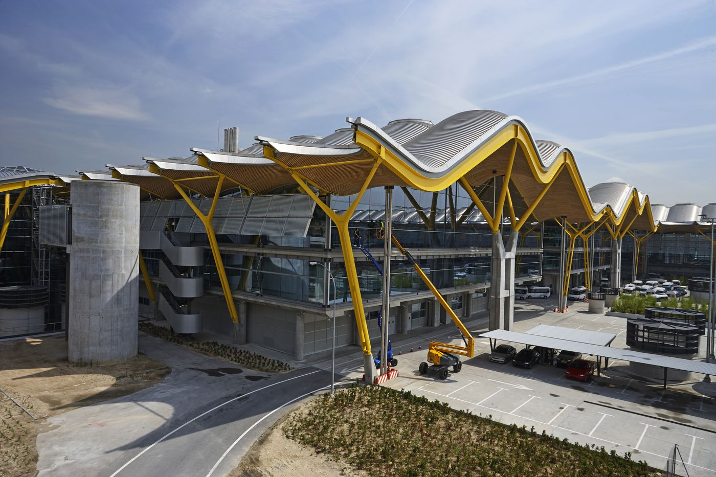 Airport architecture: The 14 most beautiful airports in the