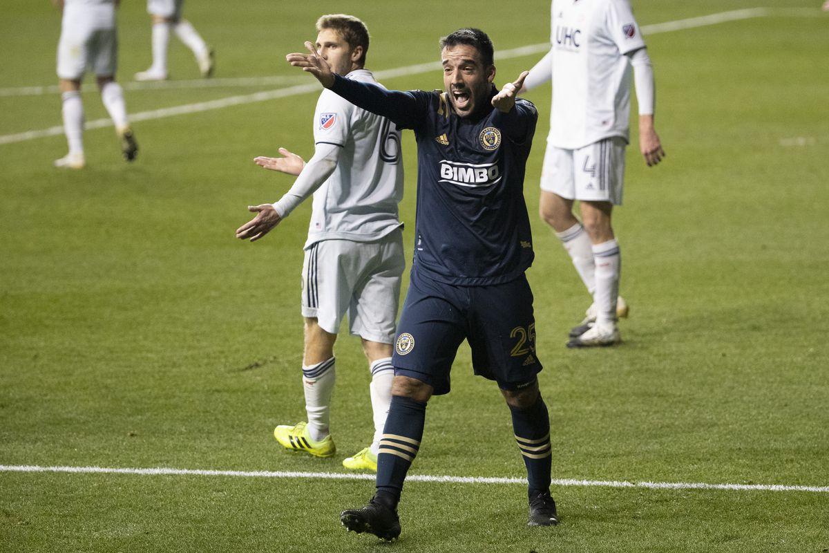 New England Revolution v Philadelphia Union: Round One - MLS Cup Playoffs