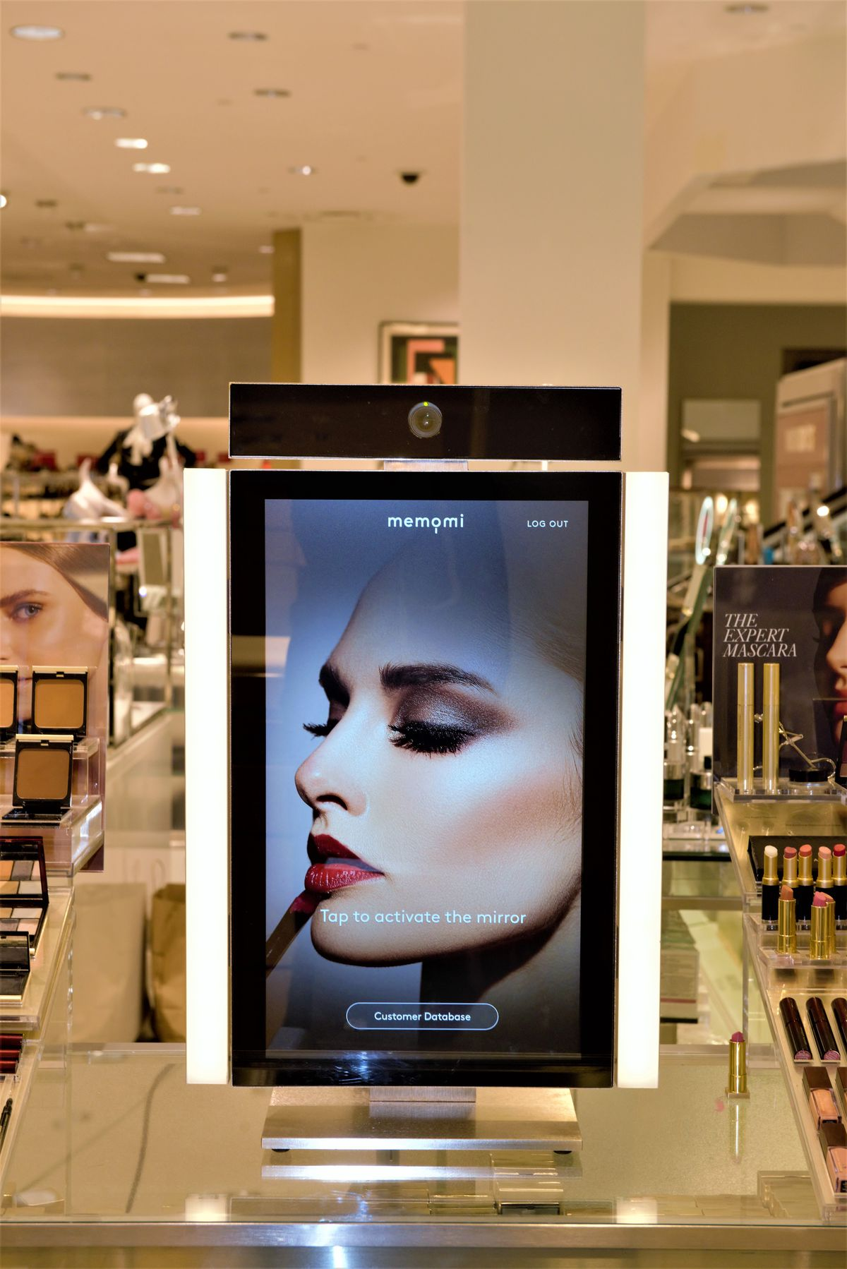 1c6a2b07053 A makeup mirror at Neiman Marcus. Photo  Neiman Marcus