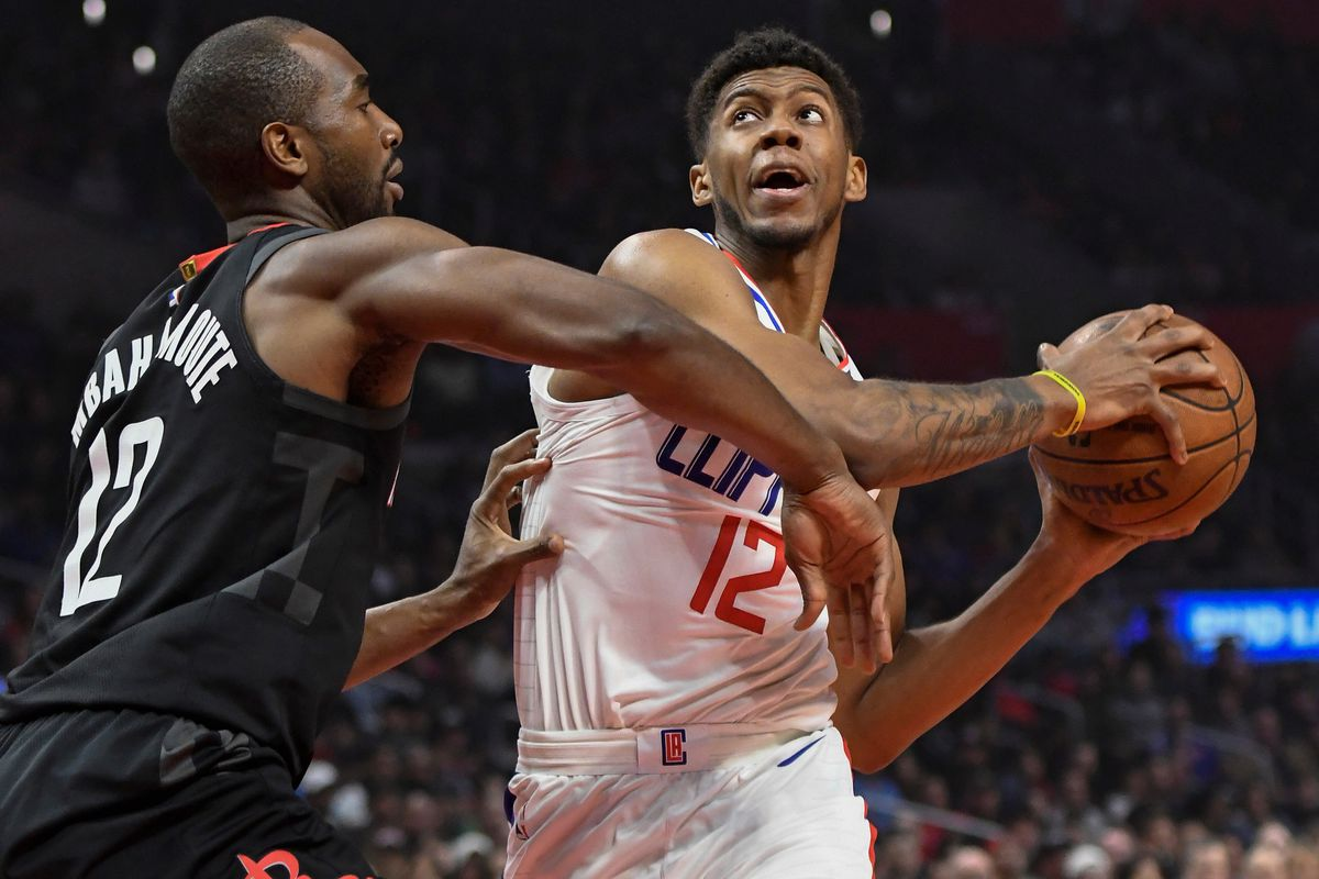 Clippers Host Red-Hot Revenge-Seeking Rockets - Clips Nation 06c862c56