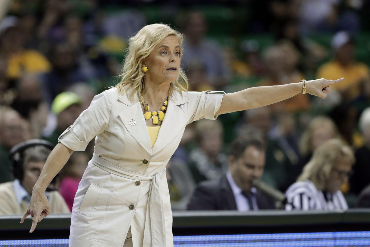 Baylor basketball coach Kim Mulkey says money is the reason the NCAA is playing basketball this season despite the dangers of the coronavirus pandemic.