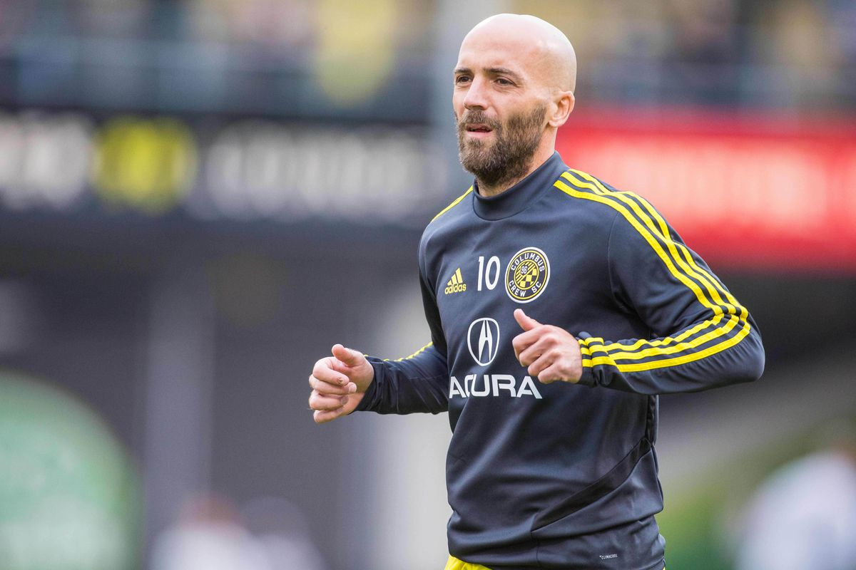 Columbus Crew Parts Ways With Legend Higuain Move In A New Direction Massive Report