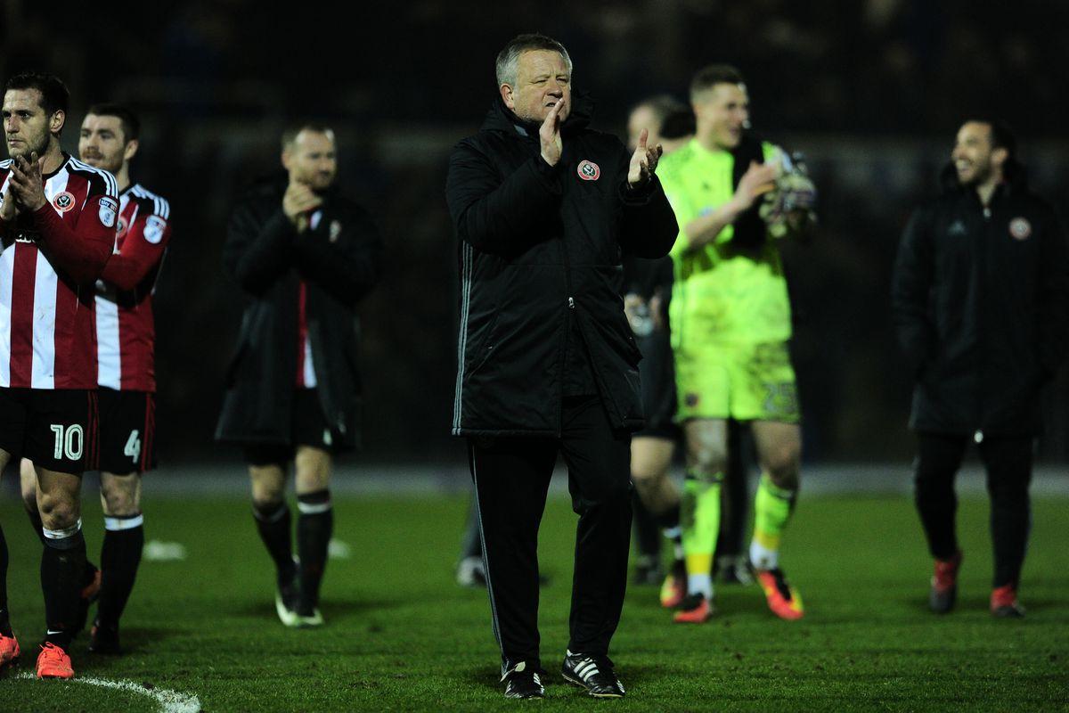 Bristol Rovers v Sheffield United - Sky Bet League One
