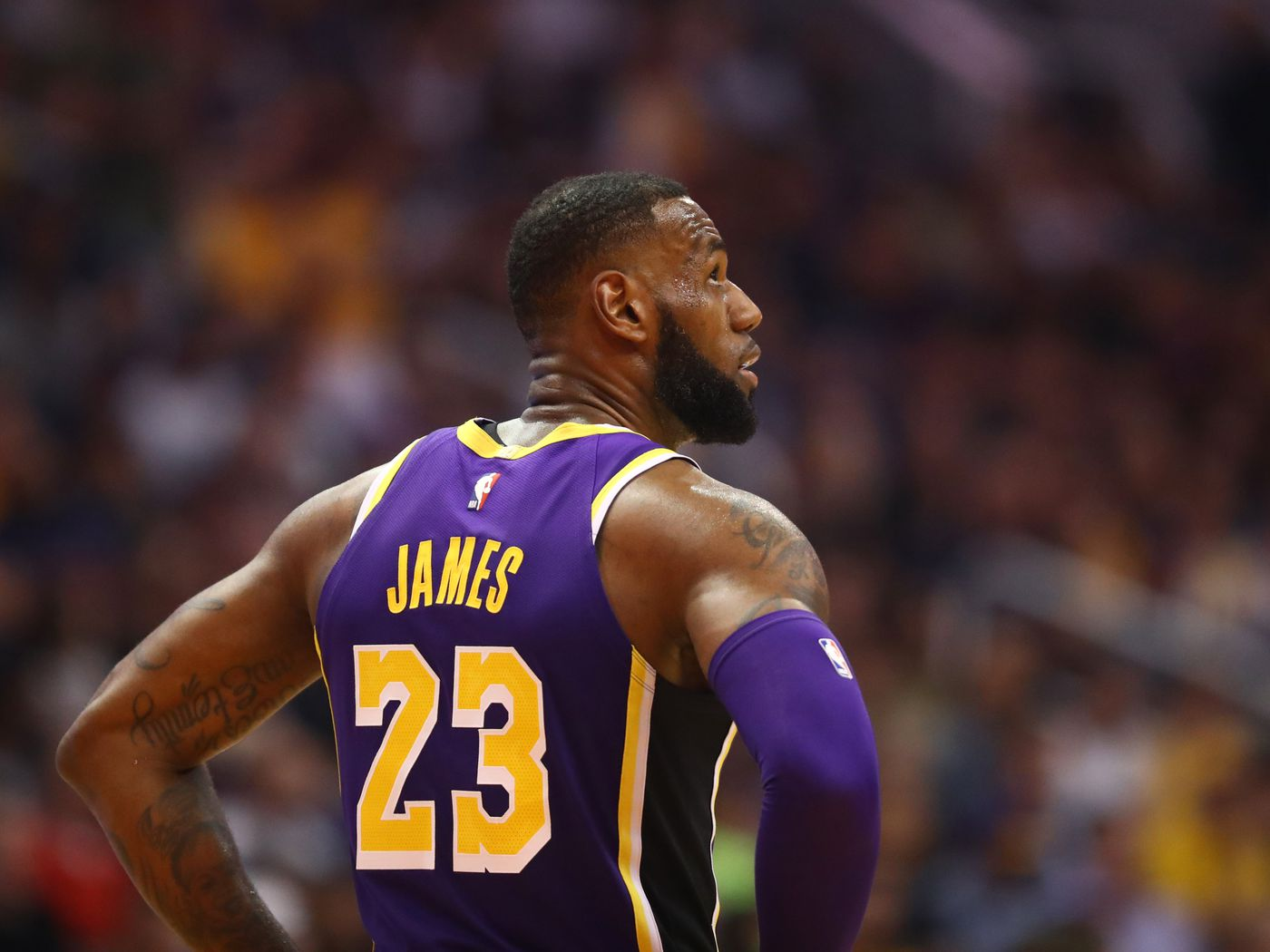 Where have all the purple Lakers jerseys gone? - Silver Screen and ...