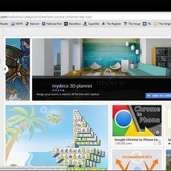 Google Chrome Metro style Windows 8 browser released (hands
