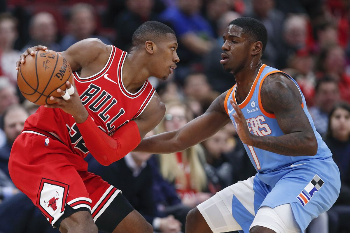 NBA: Los Angeles Clippers at Chicago Bulls