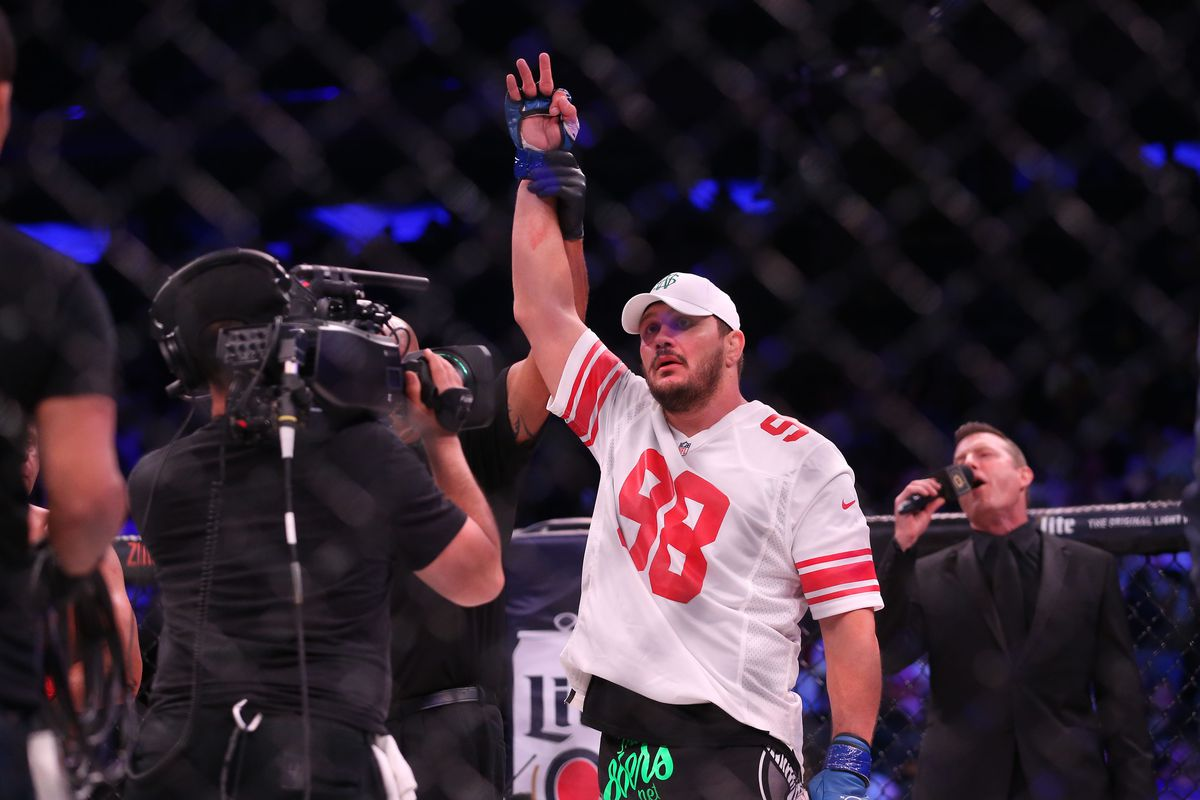 Bellator 225: Mitrione vs. Kharitonov 2 betting odds