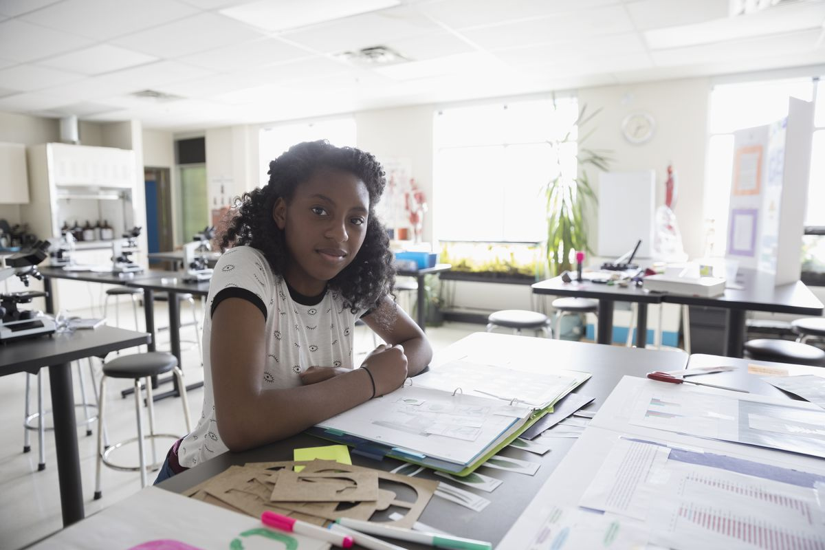 School Dress Codes Often Unfairly Punish Black Girls In -3816