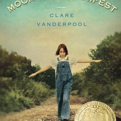 """Larraine Nelson recommended """"Moon Over Manifest"""" by Clare Vanderpool."""