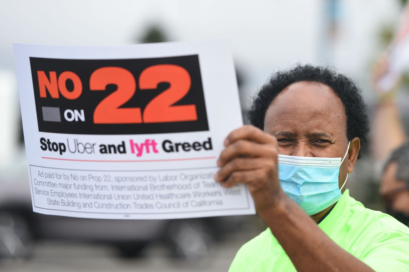 Go read this article about how Prop 22 may have opened the gates for the gig economy