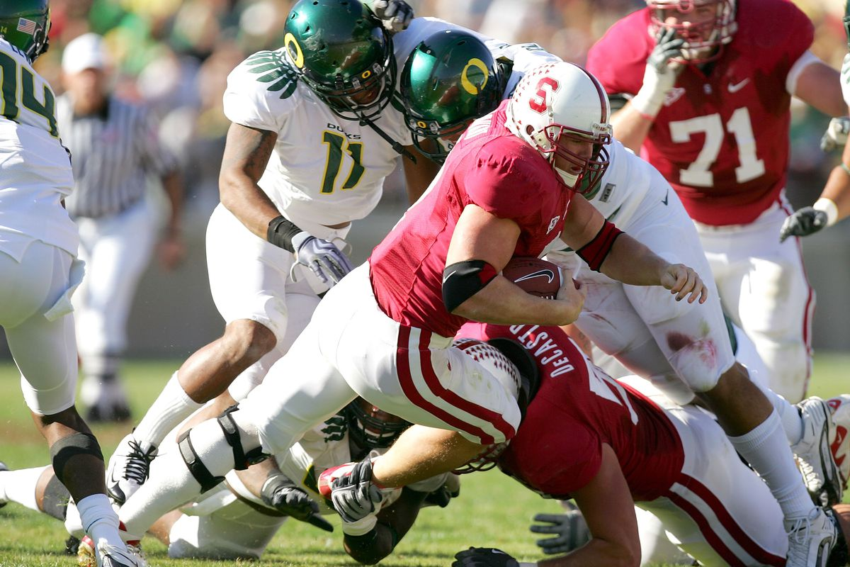 info for 9b2ab 5c24a A Brief History of Stanford-Oregon Football - Rule Of Tree