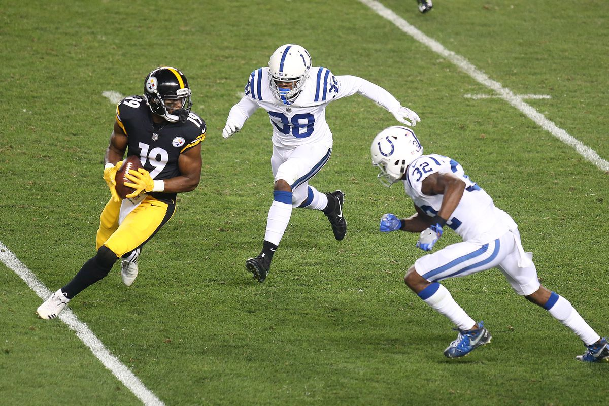 1ff7e90b Steelers vs. Colts, Week 10: 3 Keys to a Pittsburgh victory - Behind ...
