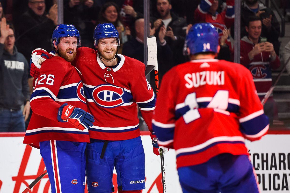 NHL: FEB 06 Ducks at Canadiens