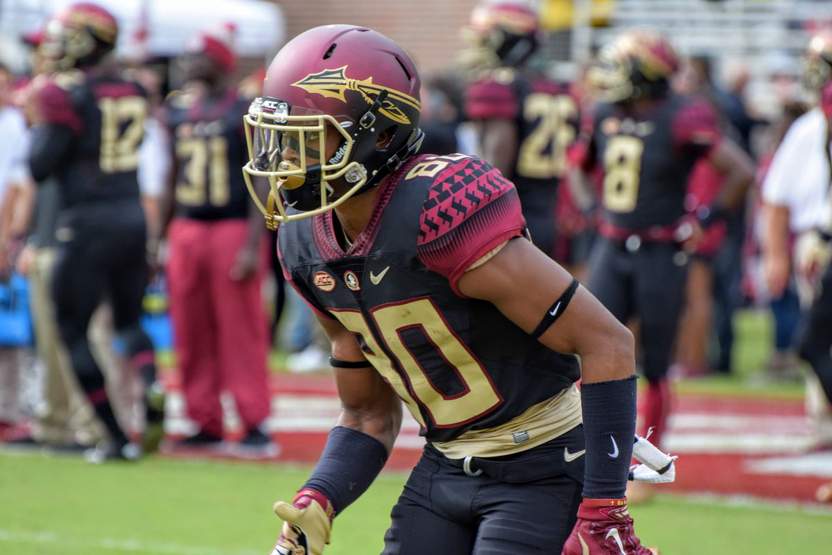 b19446555921 Taggart open to alternate FSU uniform combinations  Reviewing the options