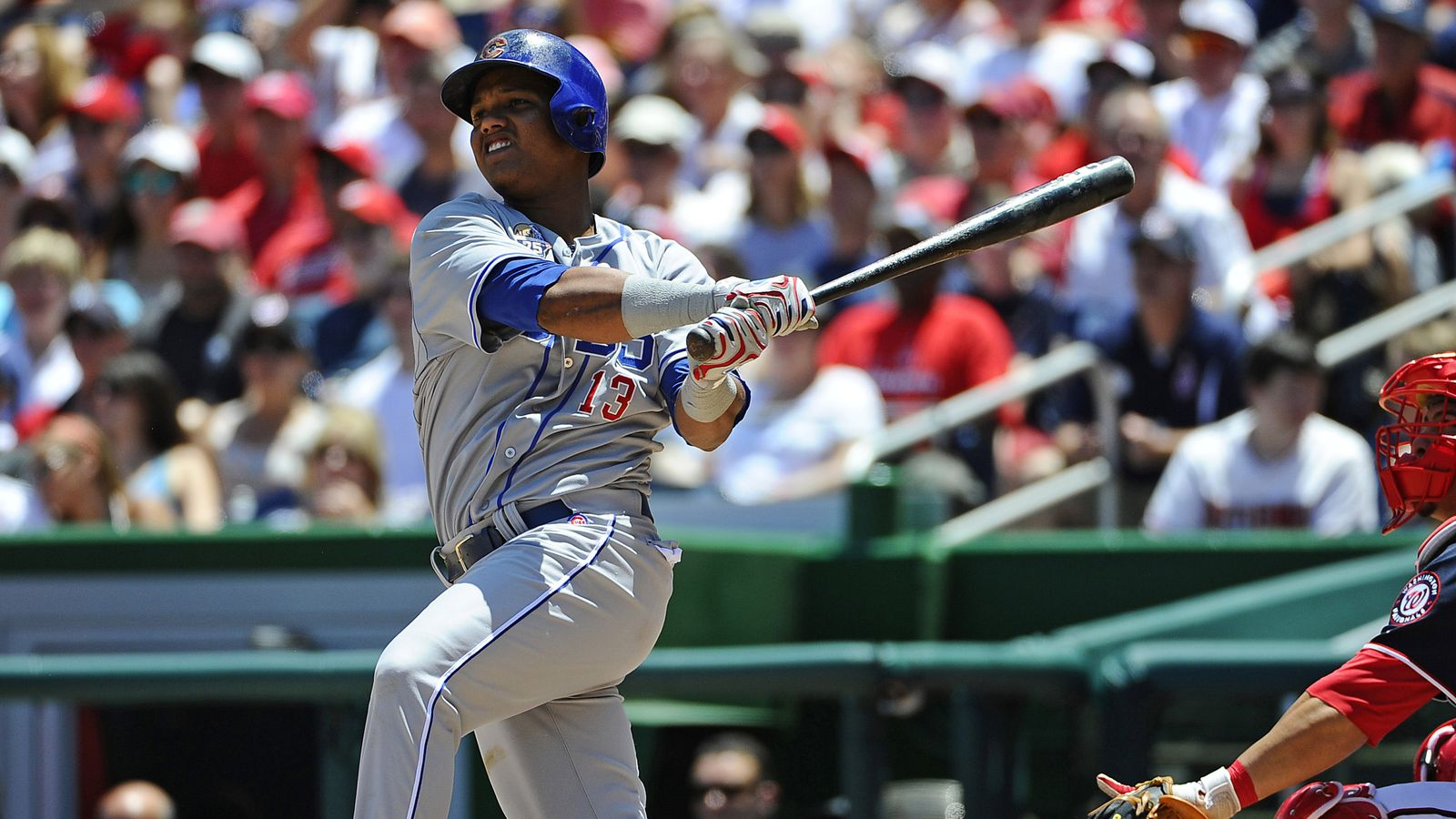 Tradeable Cubs: Starlin Castro - Bleed Cubbie Blue