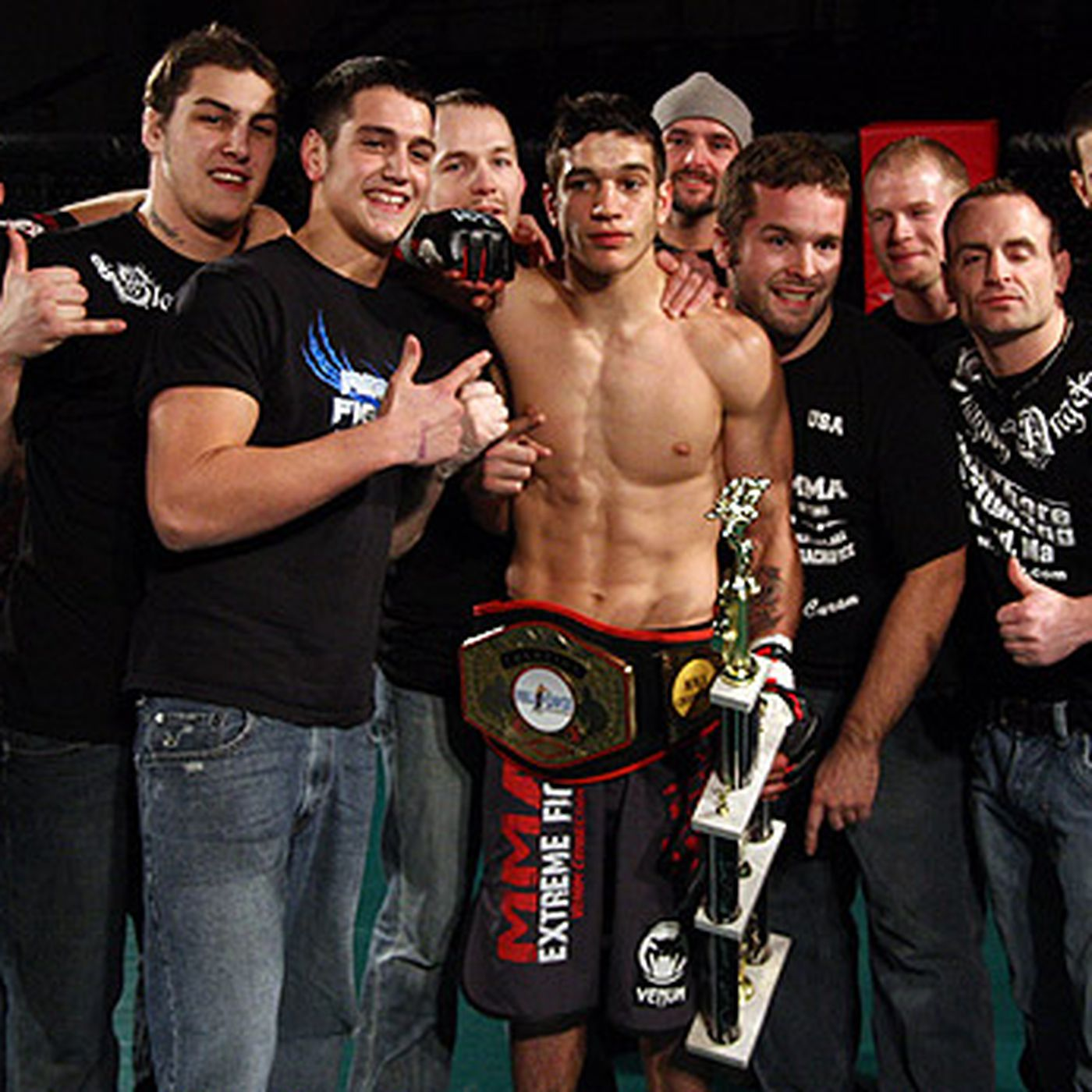 fe81c671f9eb8 The Future Is Here  Josh Grispi Leads the Next Wave Into the UFC ...
