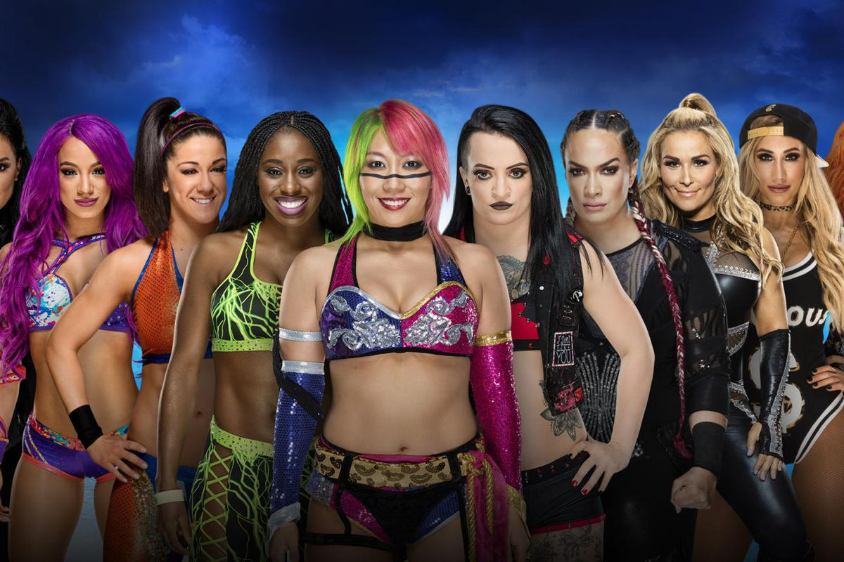 WWE Royal Rumble 2018 WWE better not screw up the first womens