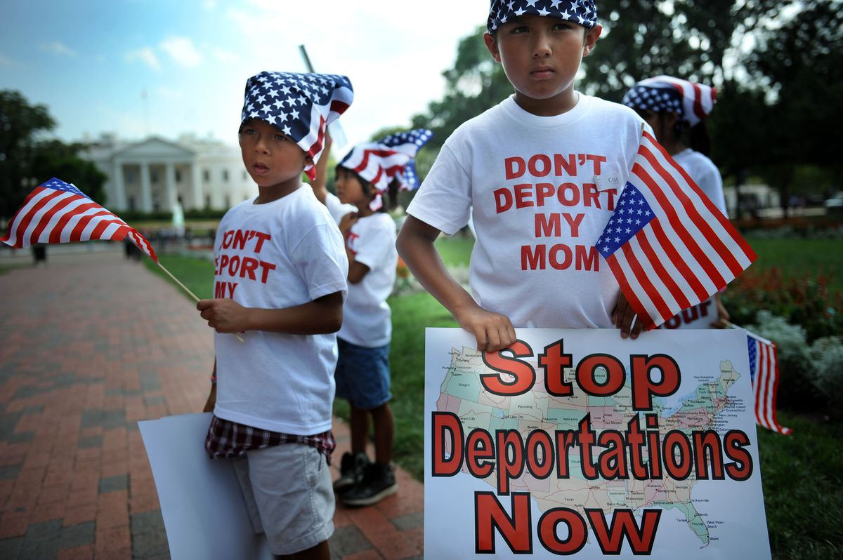 Don't deport my mom