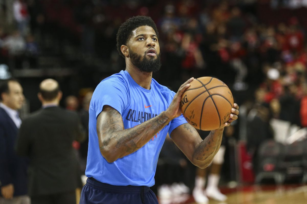 6383e0deb Thunder Offseason Preview  What are OKC s options if Paul George ...