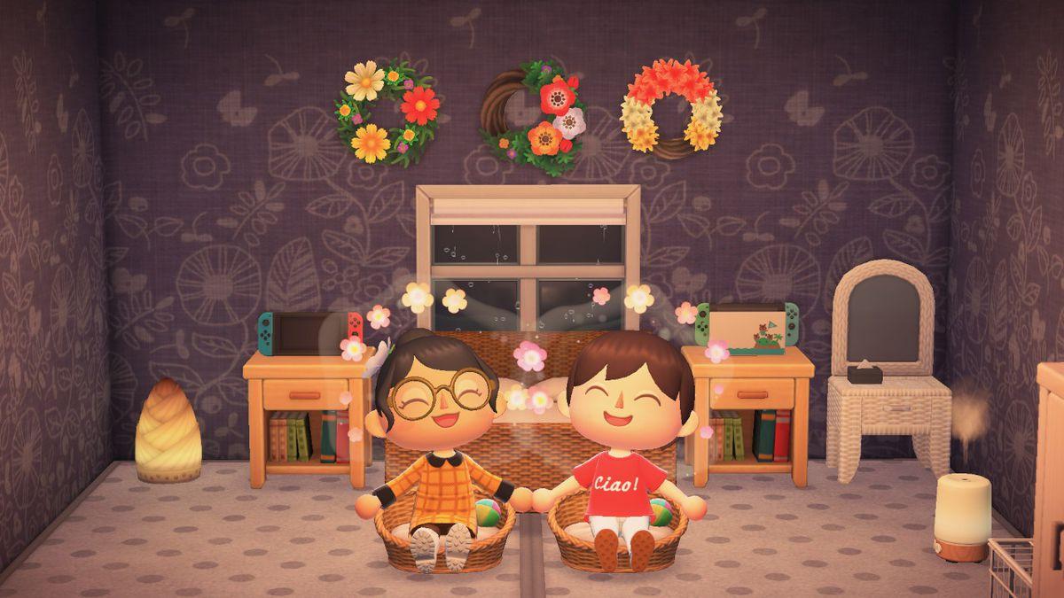 Animal Crossing: New Horizons is testing people's ... on Animal Crossing Bedroom Ideas New Horizons  id=12078