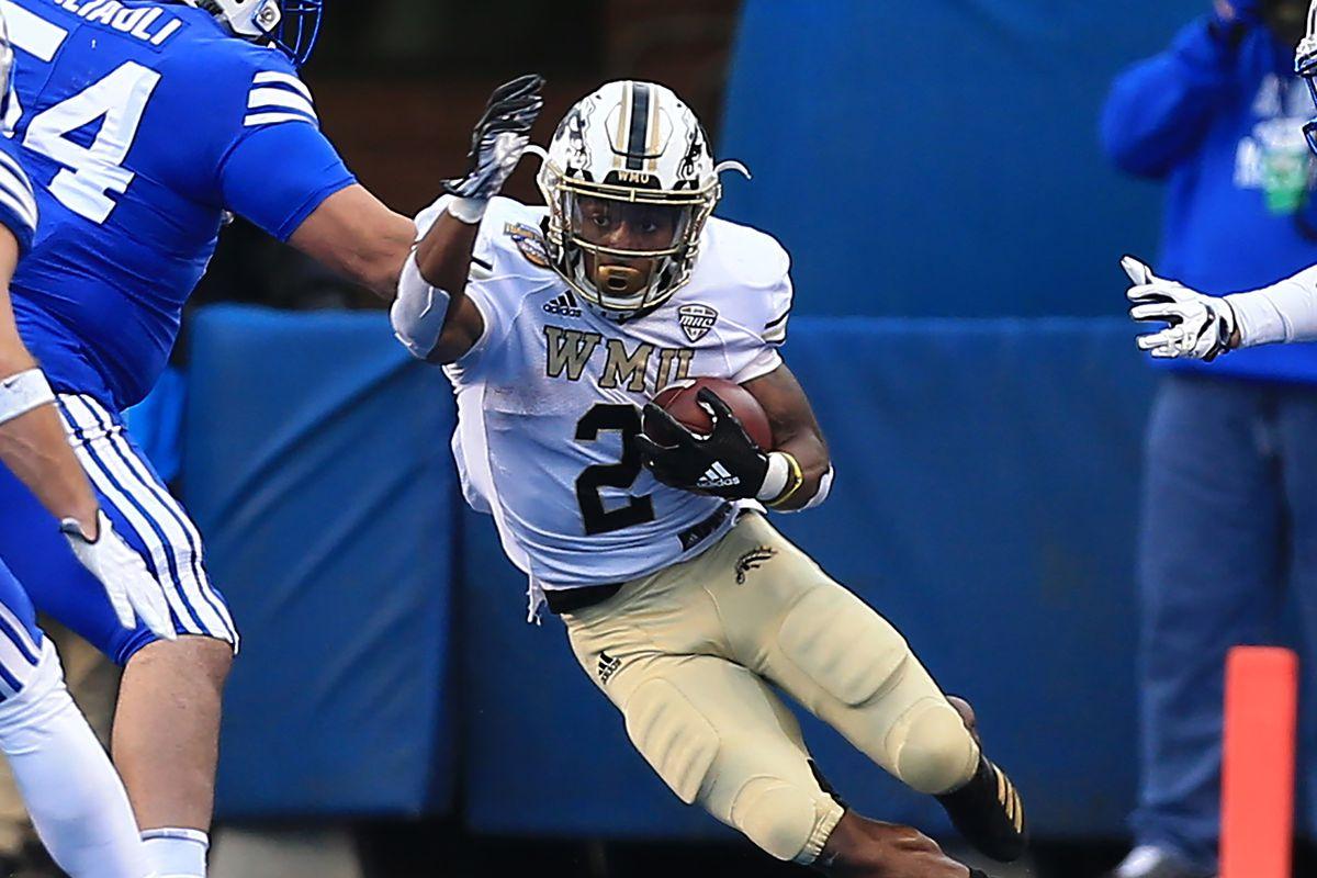 NCAA Football: Potato Bowl-Brigham Young vs Western Michigan