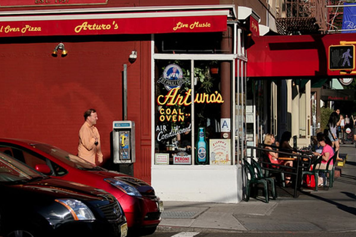Arturo's, NYC