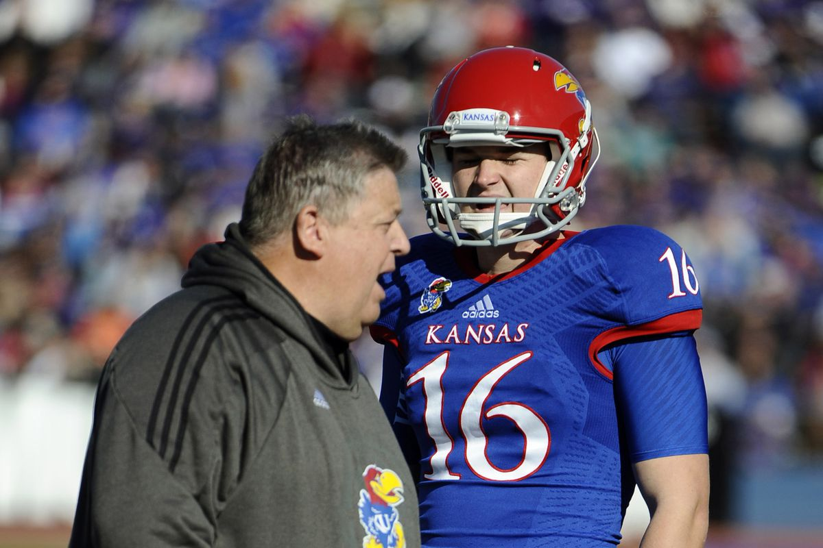 brand new 7818a 0f4bd 2014 Position Preview: Special Teams - Rock Chalk Talk