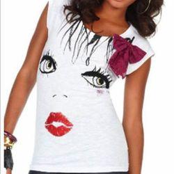 Macy's adds creepy hair bits. Photo via Fashionstake.com