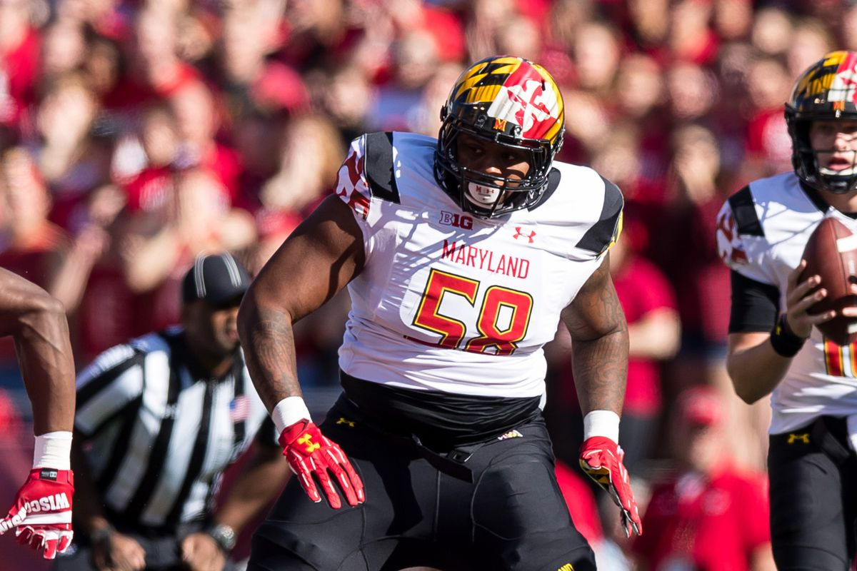 autumn shoes new cheap pretty cheap Pittsburgh Steelers 2019 Player Profile: OL Damian Prince - Behind ...