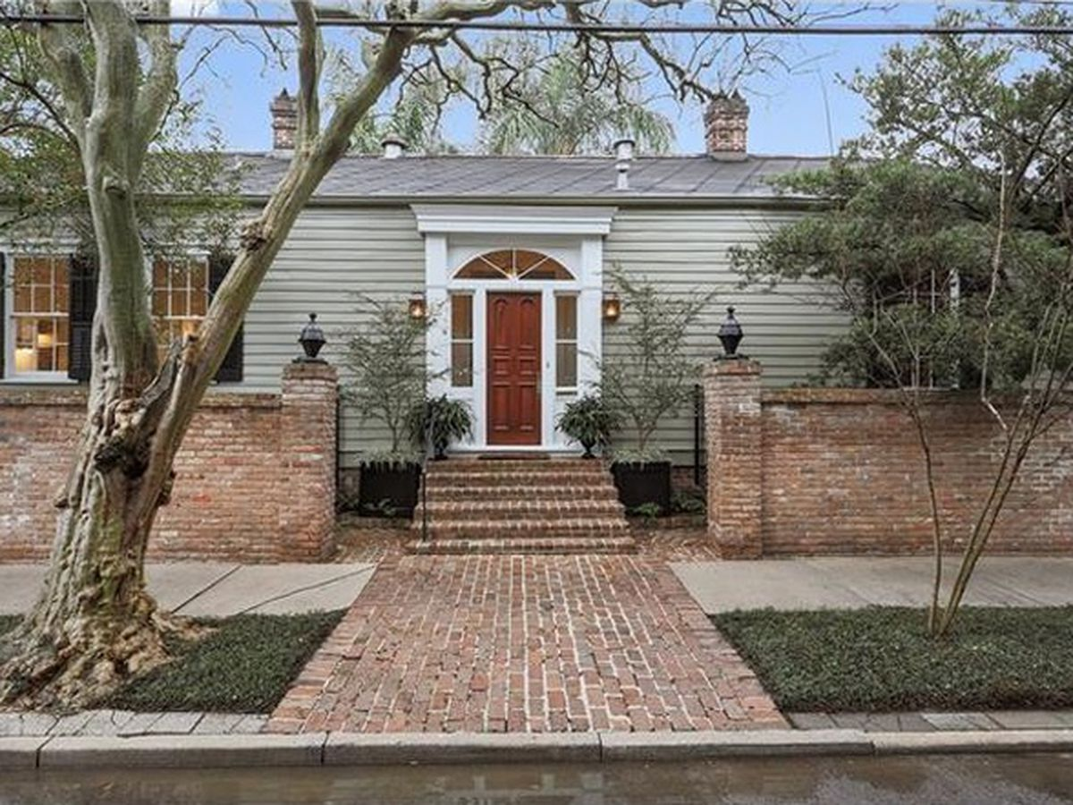 New Orleans S Garden District 10 Least Expensive Homes