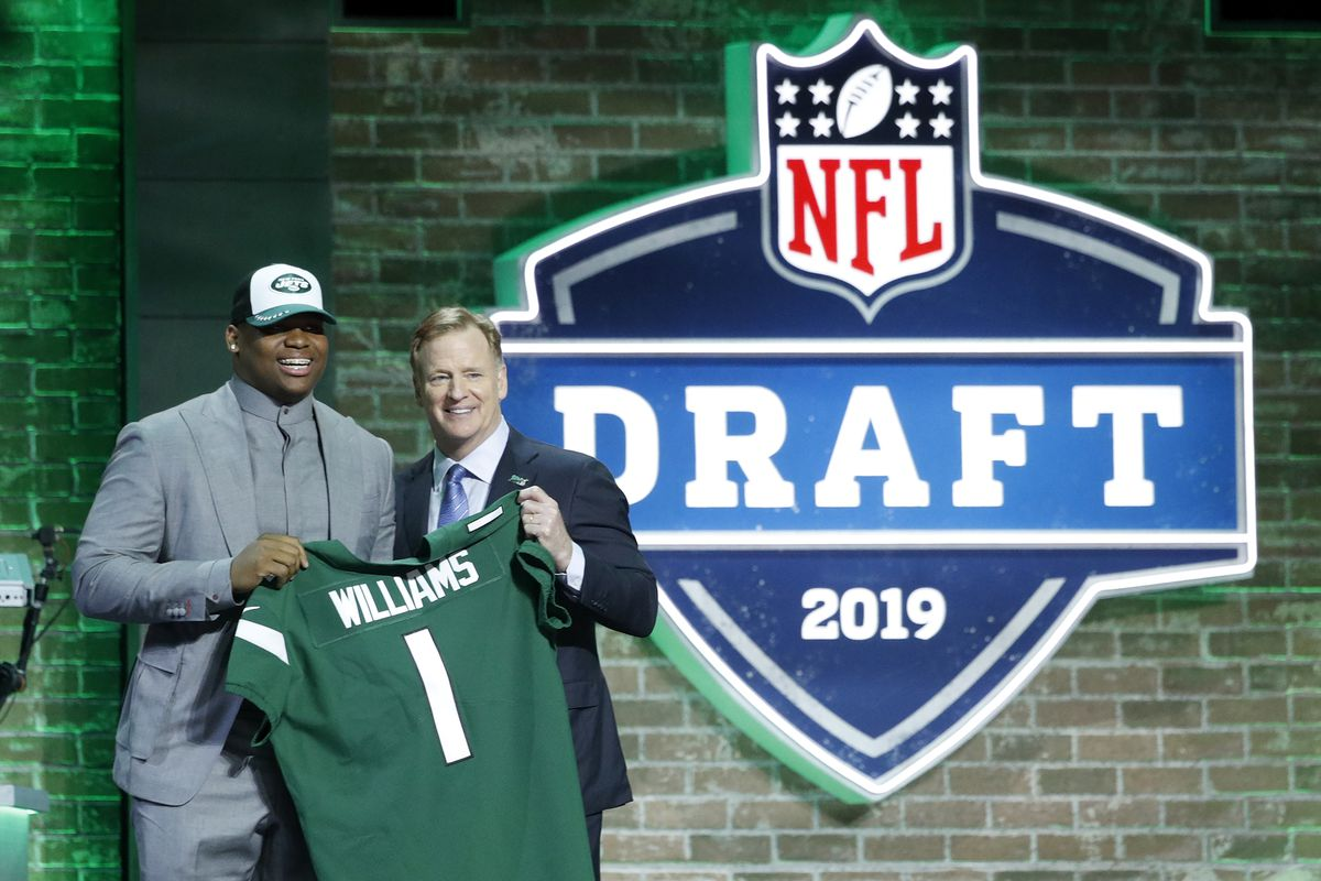 1ada667ac How did the Jets do in the 2019 NFL Draft vs. Rotoworld's big board ...