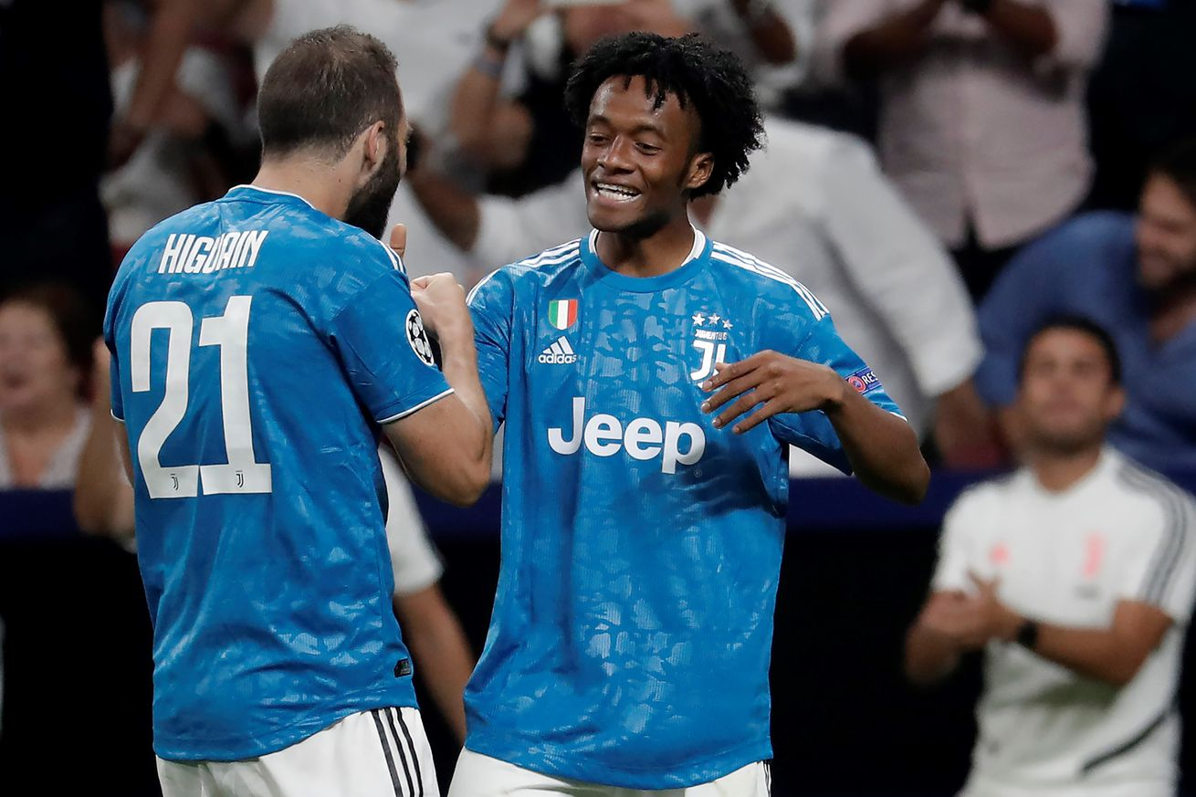 Juventus 2 - Atlético Madrid 2: Initial reaction and random observations