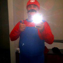 "<a href=""https://twitter.com/#!/chefjoseandres/status/29313732302"" rel=""nofollow"">Jose Andres as Super Mario</a><br />"