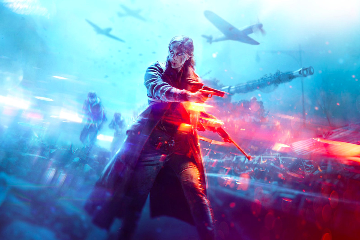 Battlefield V fans who failed history are mad that the game