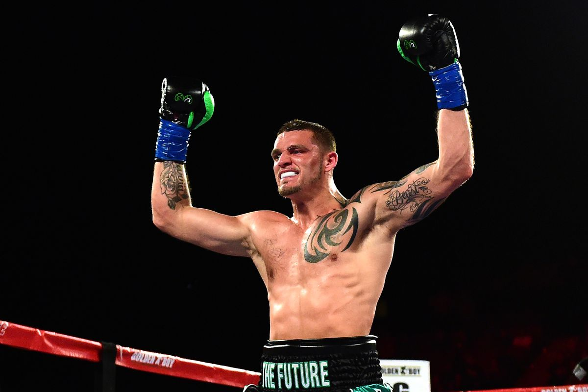 Eleider Alvarez-Joe Smith Jr. possible after Gilberto Ramirez ...