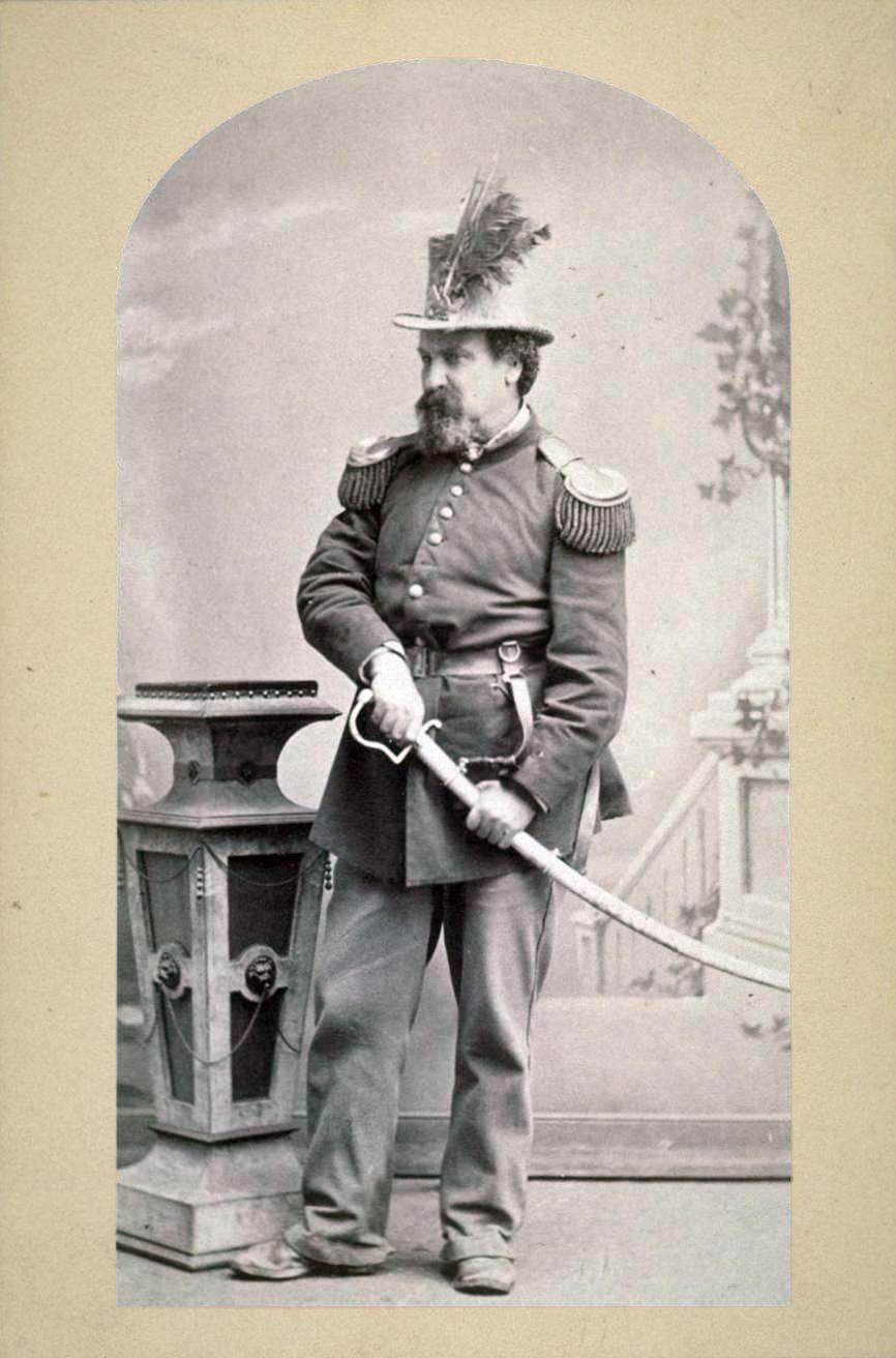 Emperor of the United States, Joshua Norton I.