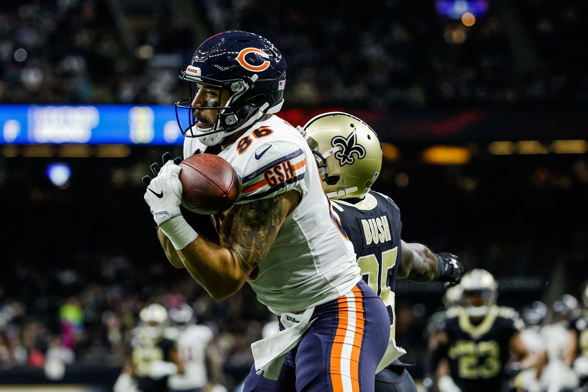 save off 0bbc1 290b6 Bears re-sign tight end Zach Miller, who won't even play in ...
