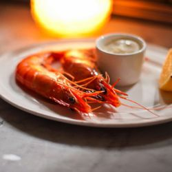 """The John Dory Oyster Bar by <a href=""""http://www.flickr.com/photos/nicknamemiket/5212740622/in/pool-29939462@N00/"""">nicknamemiket</a>"""