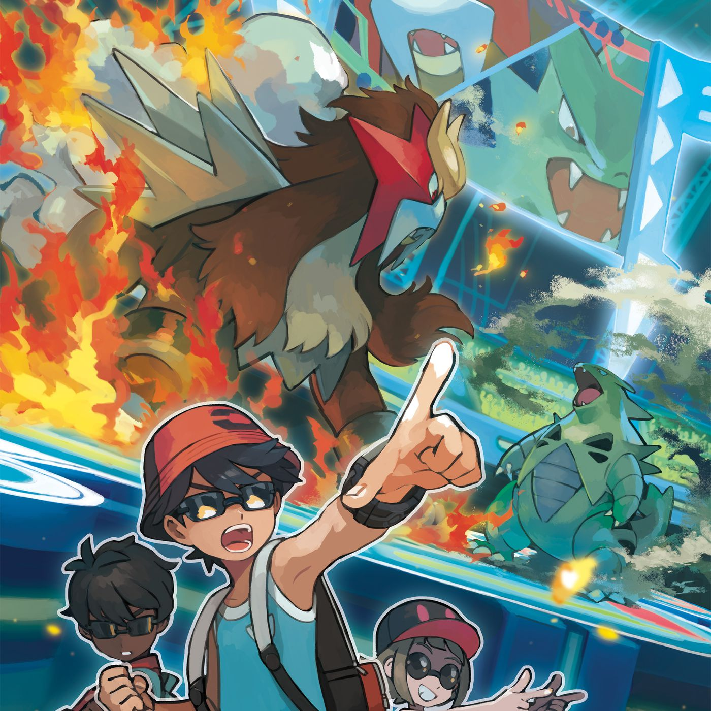 Choosing the best starter and finding your first 20 Totem stickers in  Pokémon Ultra Sun and Moon