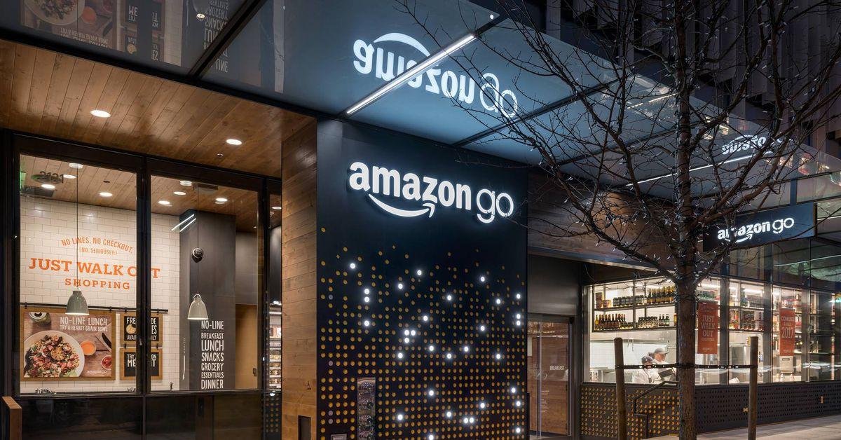 Amazon go stock 1