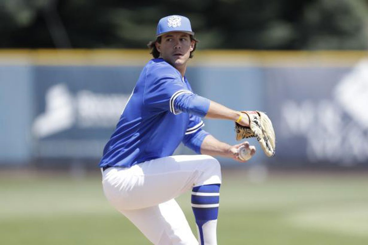 BYU Baseball, Hayden Rogers, NCAA Regionals, College Baseball