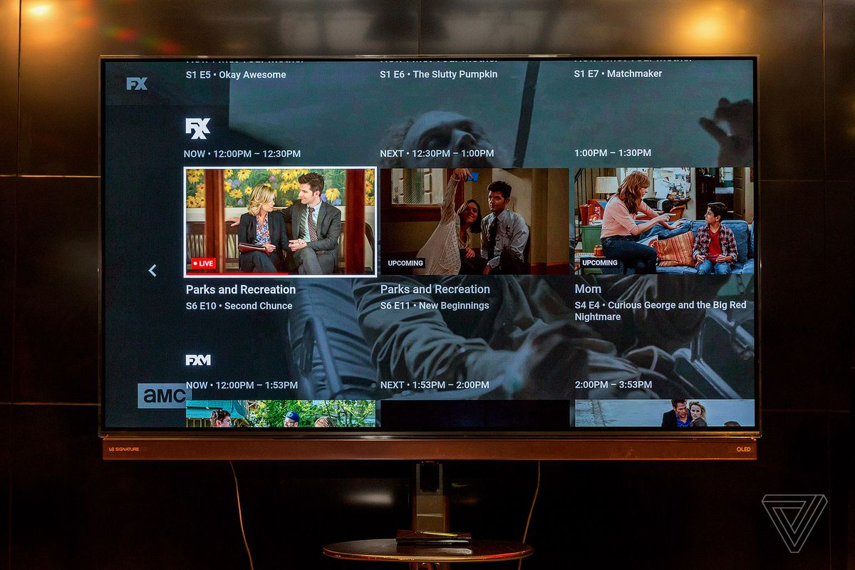 YouTube TV is now available on recent Samsung smart TVs