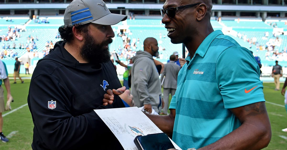 5 Qs: How eager are the Dolphins to trade up with the Lions?